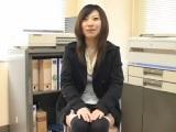 【無料エロ動画】S級素人女子準社員のハンドサービス