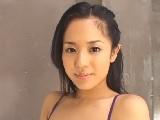 美しい乳モデルのねっとりなフェラチオ
