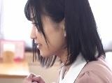カワイいクロ髪メイドさん小娘のノーハンドごっくんフェラチオ&お掃除フェラチオ2