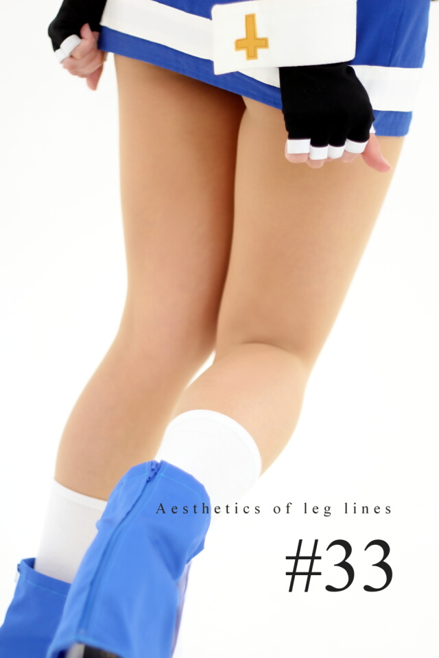 ☆Aesthetics of leg lines #033☆