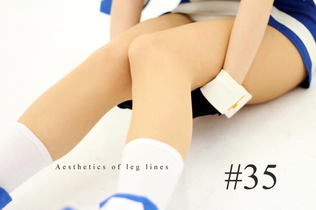 ☆Aesthetics of leg lines #035☆