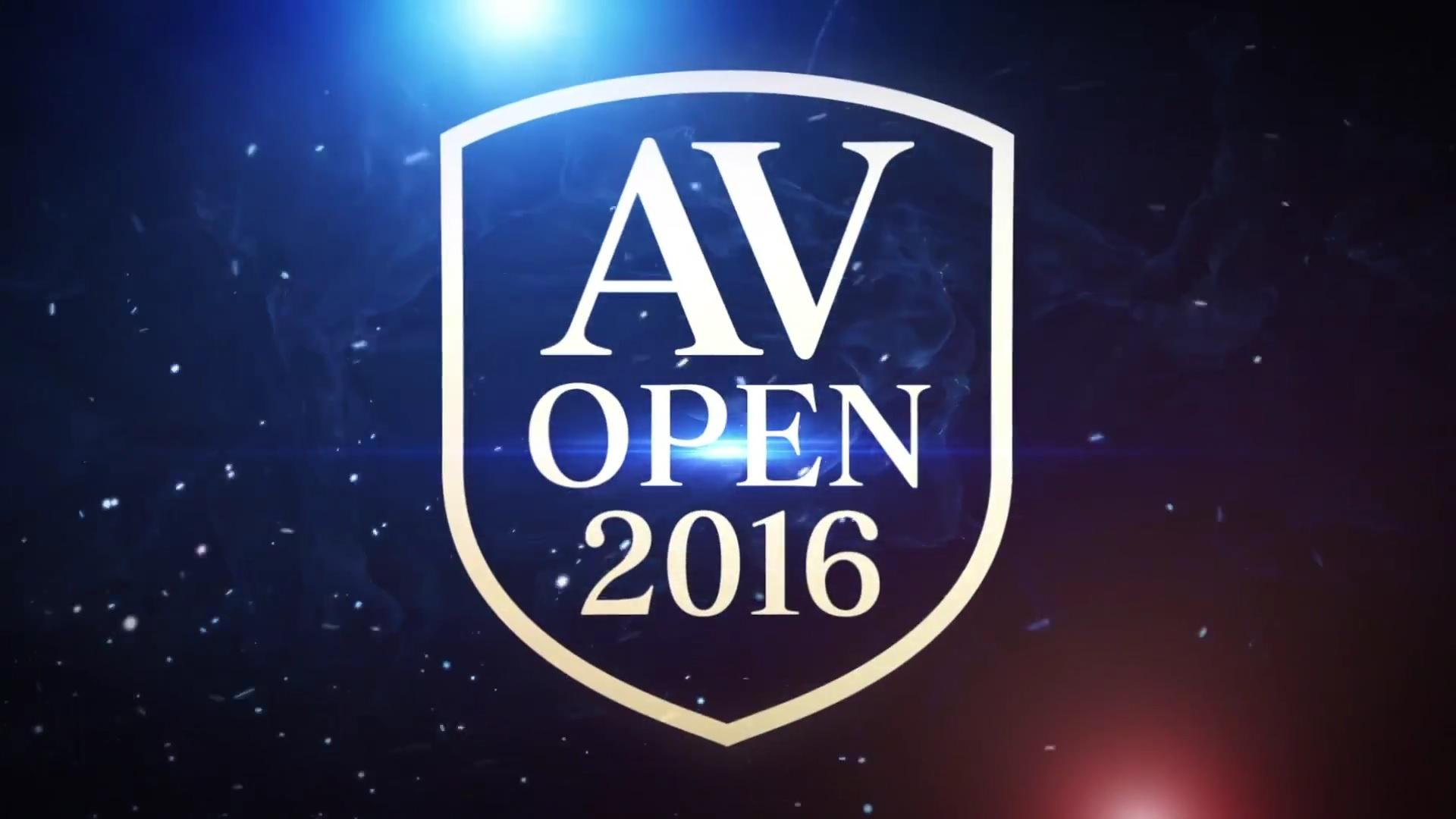 AVOPEN2016開催決定