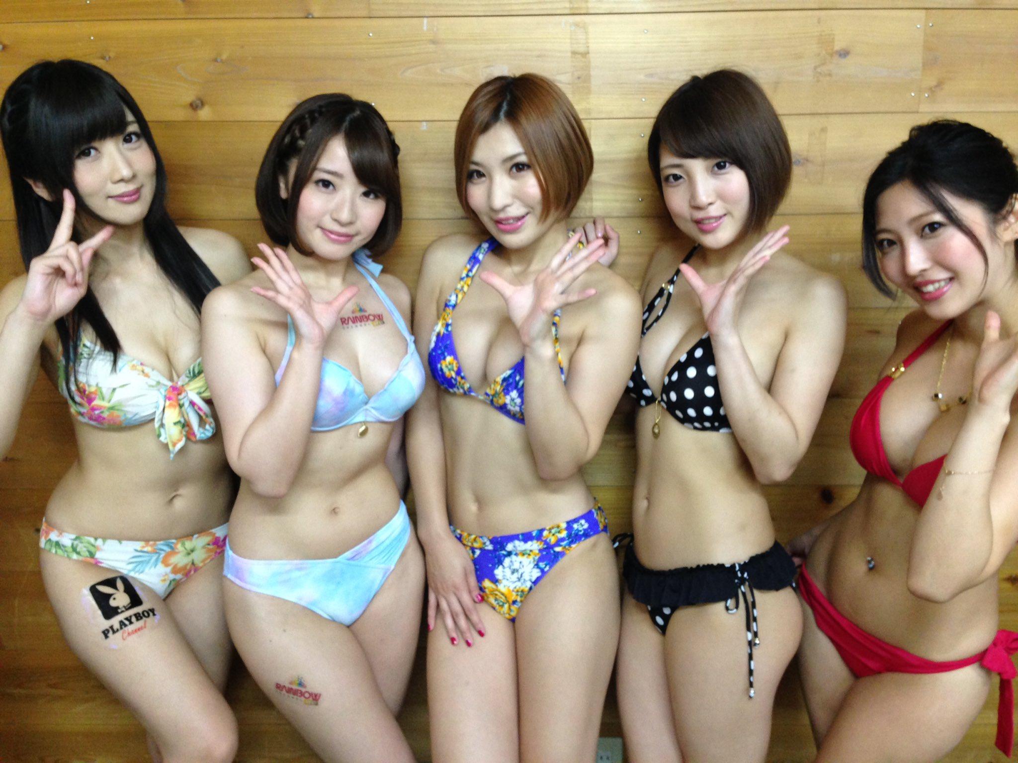 第二回セクシー女優ダラケ! のスカパー!水泳大会001