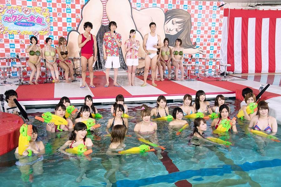 スカパー水泳大会2016022