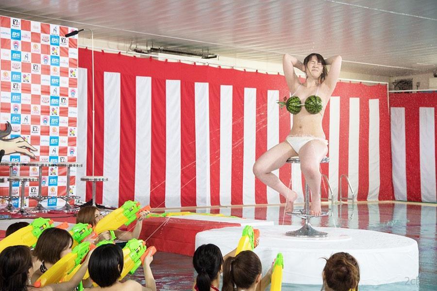 スカパー水泳大会2016025
