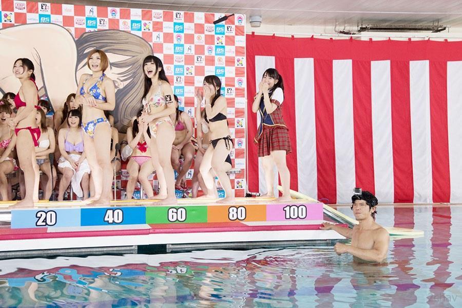 スカパー水泳大会2016031