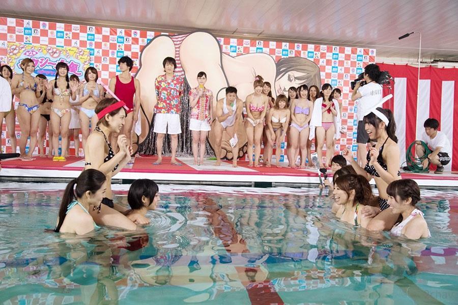 スカパー水泳大会2016040