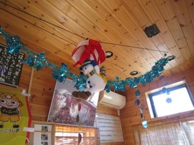 クリスマス飾りつけ1