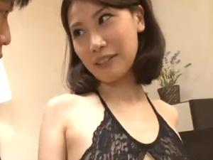 アダルト 羽田璃子 隣の奥さんは連続絶頂ランジェリーナ