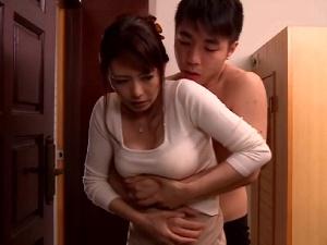 アダルト 三浦恵理子 美熟女な義母