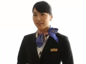 アダルト 由愛可奈 べろちゅーCA
