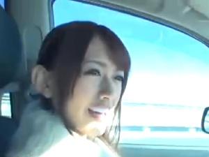 アダルト 美人とエッチなドライブ