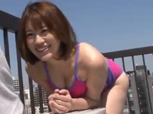アダルト 本田莉子 巨乳若叔母