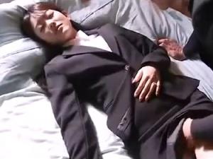 アダルト 西野翔 美人オフィスレディを眠らせて・・・