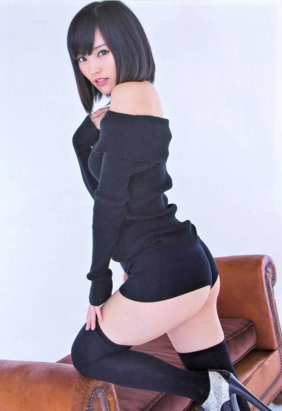 さや姉ことNMB48(AKB48)山本彩ちゃんの半ケツ巨乳におっきが収まらないwww【画像30枚】01_20151214160322a94.jpg