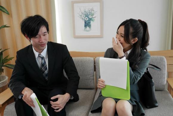 【エロ動画】4月から新入社員として働く会社にこんな筆おろしをしてくれるような優しい女上司いるかな?wwwww01_20160328225918916.png