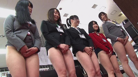 【エロ動画】美尻自慢のSOD女子社員を集めて王様ゲームをした結果wwwww01_201604272359126d3.png
