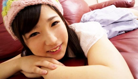【エロ動画】地方に住むリアル美少女がセックスしたくてAVにガチ応募!01_20160728223232b8e.png
