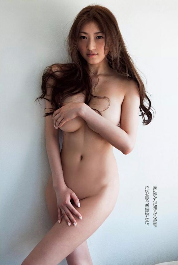 乳菩薩「安久澤ユノ」ちゃんの全裸手ブラの破壊力!01_2016081001202523c.jpg