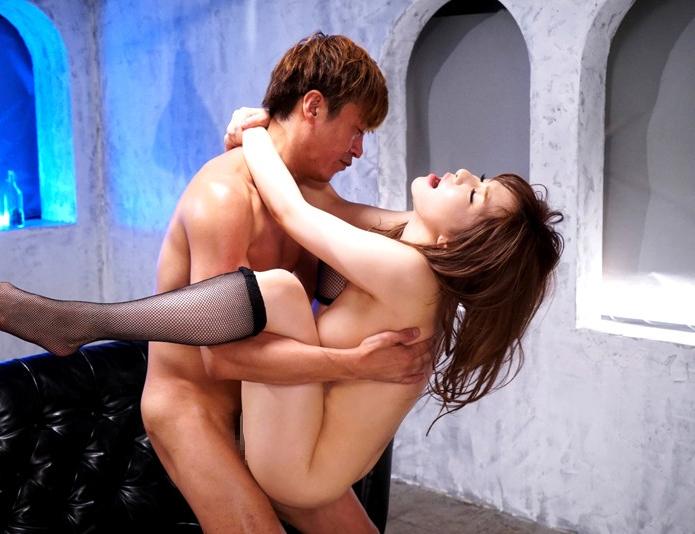 【エロ動画】1ヶ月間セックス禁してた美女の本気セックス!02_20160809162605594.png