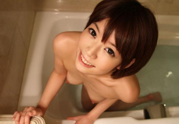 ショートカットが似合う美女のエロ画像【30枚】04_20151221154421948.jpg