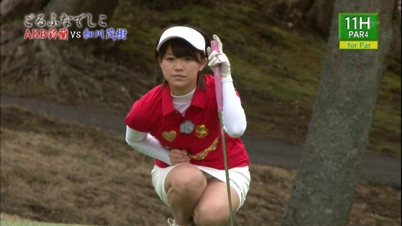 【エロ画像】女子ゴルフ中継がもうエロ目線でしか見れないwwwww05_2016011219290796c.jpg