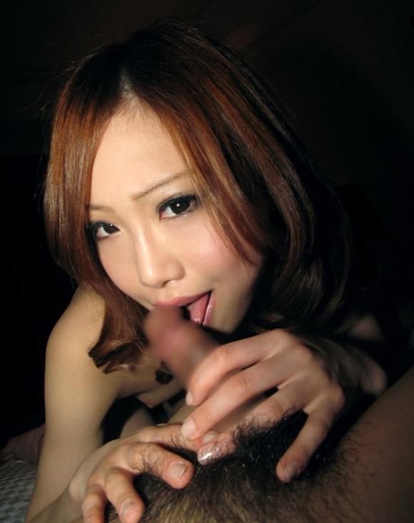 【フェラチオ】おちんぽが大好きすぎて美味しそうにゃぶる淫乱女wwwwwww【画像30枚】05_20160526102622a32.jpg
