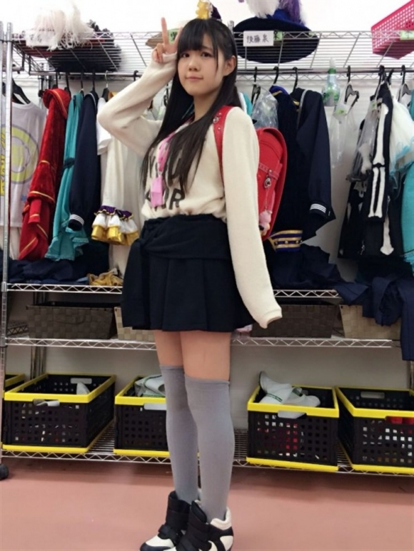 HKT48田中優香ちゃんの巨乳おっぱいグラビアが解禁!【画像30枚】07_20160812104627c0d.jpg