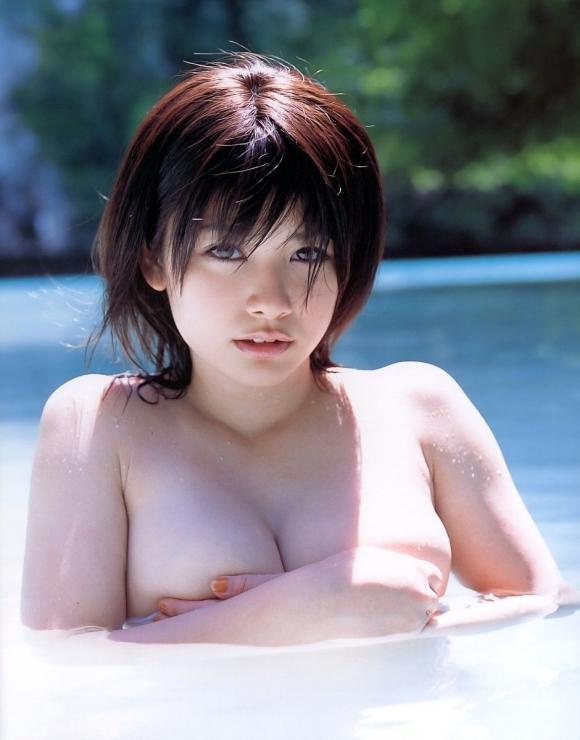 ショートカットが似合う美女のエロ画像【30枚】08_2015122115452734a.jpg