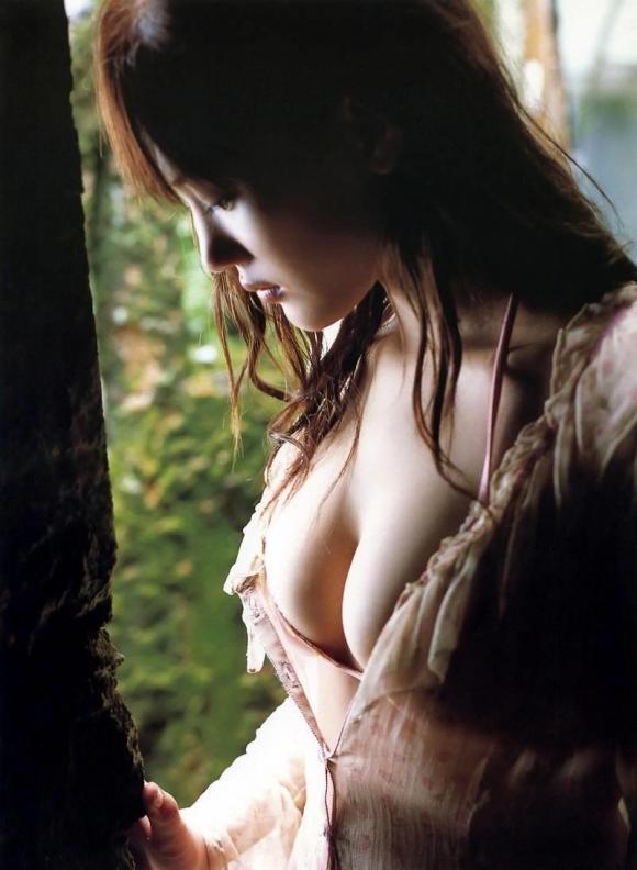 綾瀬はるかちゃんのおっぱいとムチムチ感が気になるグラビア高画質画像【30枚】08_20151222031801e01.jpg