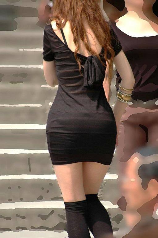 洋服の中では一番のエロさを誇るミニワンピを着てる女の子を街撮り盗撮ぅぅぅぅぅwwwww【画像30枚】09_2015122003164233b.jpg
