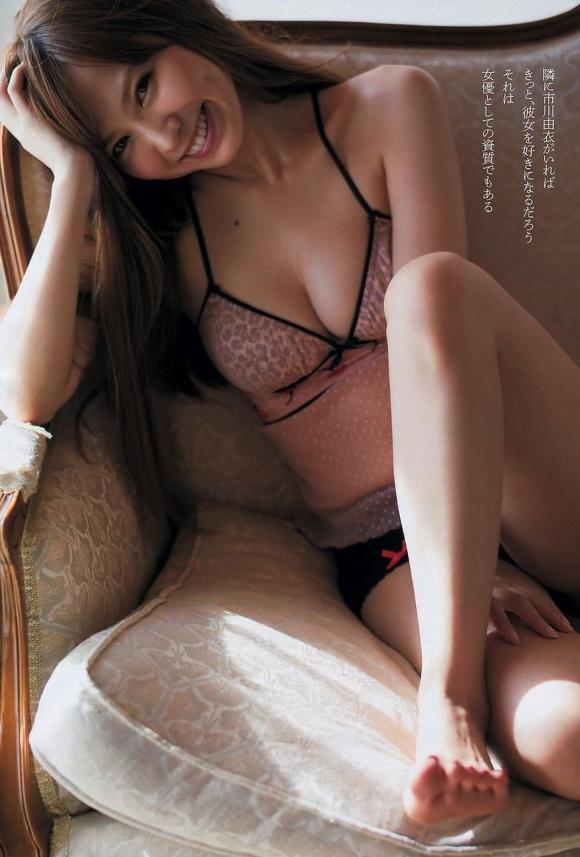 市川由衣ちゃんのプリケツヌードがエロすぎる!【画像30枚】09_20160720215717cf9.jpg