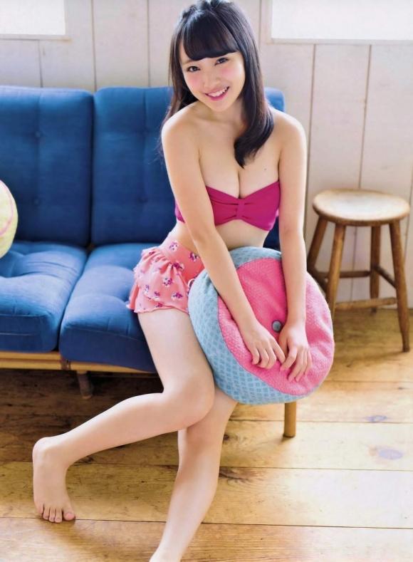 AKB48みーおんこと向井地美音ちゃんのおっぱいグラビア【画像30枚】13_20160207201718dcc.jpg