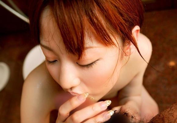 チンポの味を知った女のペロペロフェラが気持ち良すぎるwwwwwww【画像30枚】14_20160210203440929.jpg