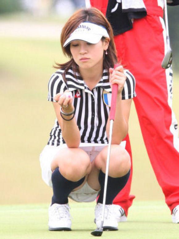 【エロ画像】女子ゴルフ中継がもうエロ目線でしか見れないwwwww16_20160112193140f58.jpg