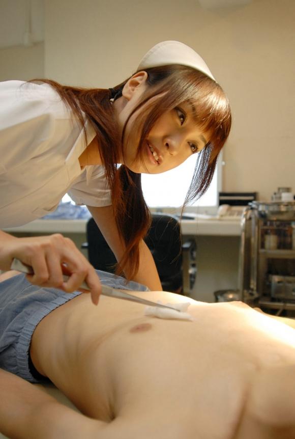【エロ画像】淫乱看護師の病院でのH画像30枚19_20151205013400693.jpg