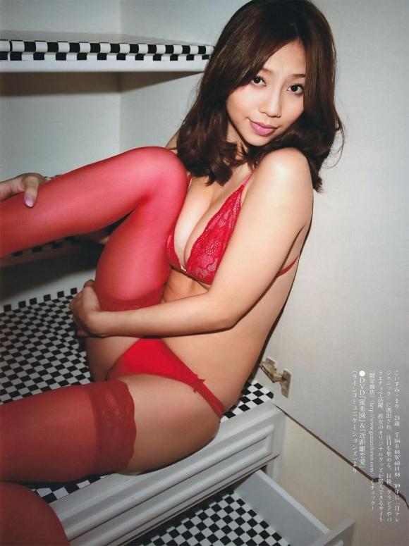小泉麻耶ちゃんのGカップ巨乳ヌード!【画像30枚】25_20160815153741f91.jpg