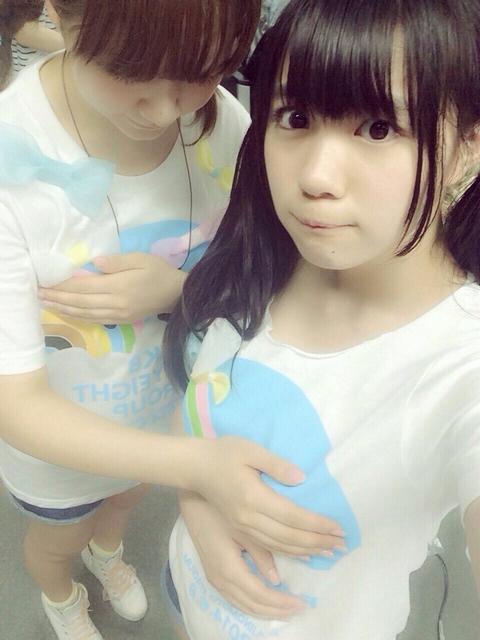HKT48田中優香ちゃんの巨乳おっぱいグラビアが解禁!【画像30枚】27_201608121048383f3.jpg