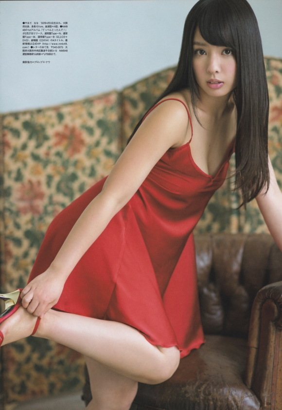 元NMB48山田菜々ちゃんの抜群ボディがセクシーすぎる!【画像30枚】27_20160814005012db7.jpg