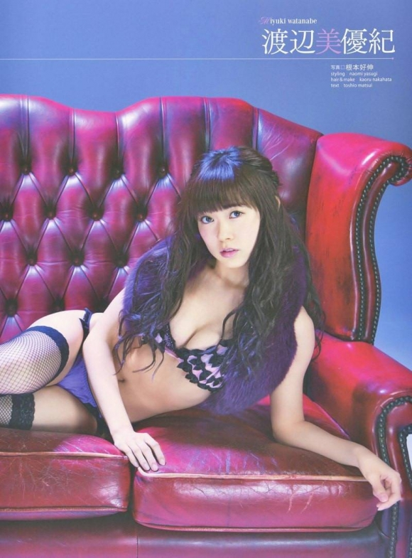 【渡辺美優紀】NMB48色気ムンムンみるきーのセクシー!【画像30枚】28_20160812010724280.jpg