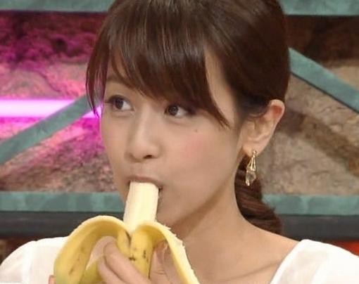 バナナをチンコに見立てた擬似フェラが想像力を刺激してヤバいwwwwwww【画像30枚】30_20151214233203720.jpg
