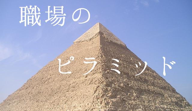 階級 ピラミッド