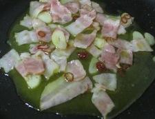 ペペロンチーノ 調理⑤