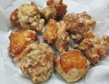 鶏の唐揚げ南仏風 調理⑥