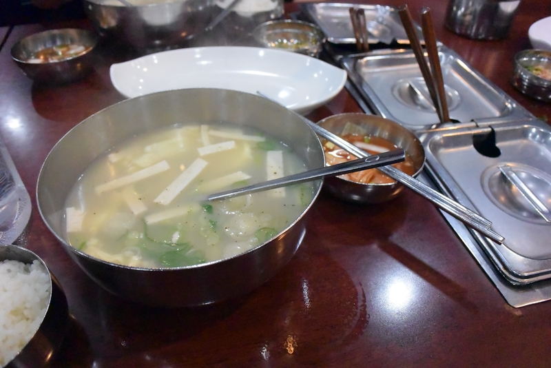 ソウル食べ歩き-3