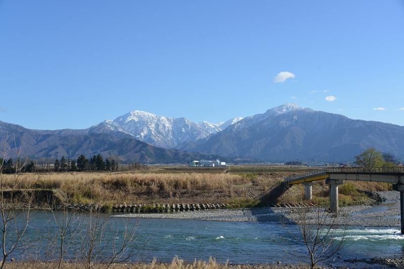 魚野川に掛かる橋-4