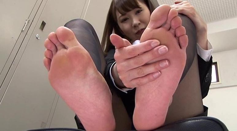 ニオイを感じる 足裏の脚フェチDVD画像4