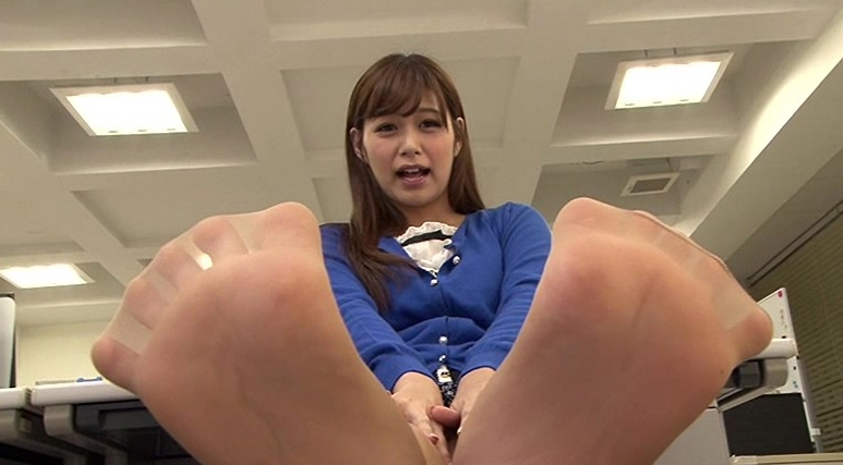 ニオイを感じる 足裏の脚フェチDVD画像2