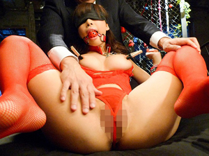 【あやみ旬果】お客さんに縛られ強制アクメさせられSEXご奉仕する巨乳M女風俗嬢