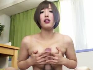 【水野朝陽×香山美桜】彼女もセフレも巨乳でドスケベ!中出ししまくり二股生活!